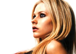 Avril Lavigne - Obrázkek zdarma pro Samsung Galaxy Note 8.0 N5100