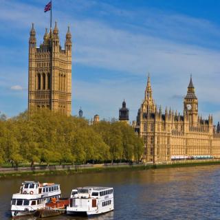 Palace of Westminster - Obrázkek zdarma pro 128x128