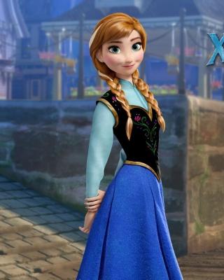Frozen Disney Cartoon 2013 - Obrázkek zdarma pro 128x160
