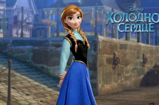 Frozen Disney Cartoon 2013 Picture for Android, iPhone and iPad