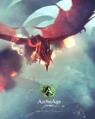 ArcheAge Online MMORPG sfondi gratuiti per Nokia Asha 306