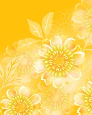 Yellow Pattern - Obrázkek zdarma pro Nokia C2-03
