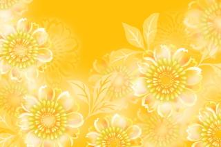 Yellow Pattern - Obrázkek zdarma pro Android 800x1280