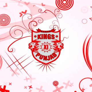 Kings Xi Punjab - Obrázkek zdarma pro iPad