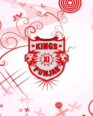 Kings Xi Punjab - Obrázkek zdarma pro Nokia Asha 300