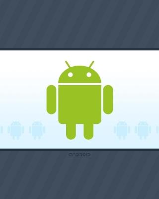 Android Phone Logo - Obrázkek zdarma pro Nokia Lumia 800
