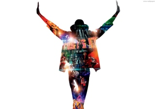 Michael Jackson - Obrázkek zdarma pro Motorola DROID