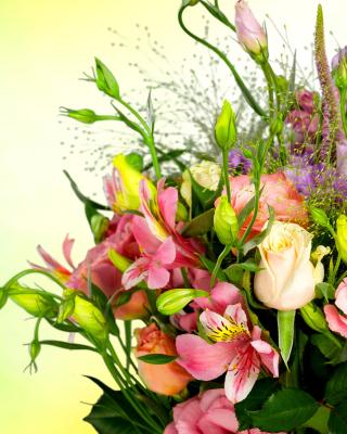 Calla Lily Bouquet - Obrázkek zdarma pro 360x400