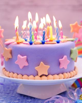 Happy Birthday Cake - Obrázkek zdarma pro Nokia X7