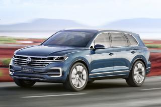 Volkswagen T Prime Concept GTE - Obrázkek zdarma