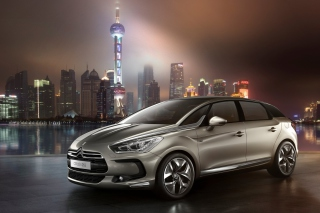 Free Citroen DS5 Picture for Android, iPhone and iPad