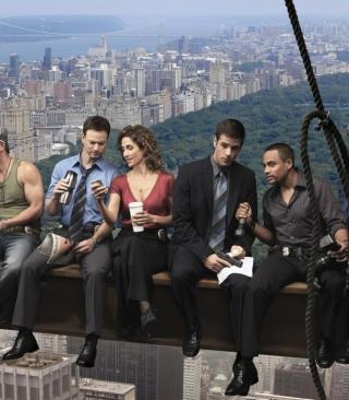 Csi Cast Miami - Obrázkek zdarma pro Nokia Asha 309