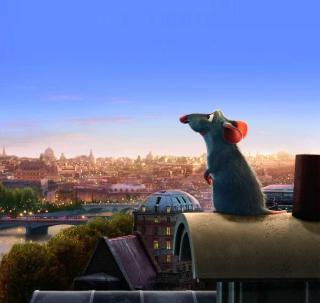 Ratatouille - Obrázkek zdarma pro iPad Air