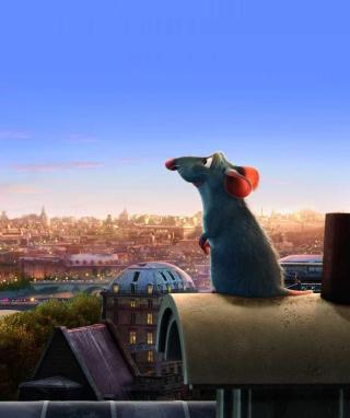 Ratatouille - Obrázkek zdarma pro iPhone 4S