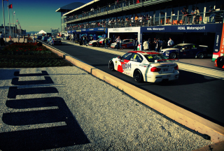Bmw Racing Picture for Android, iPhone and iPad
