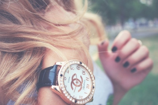 Free Chanel Watch Picture for Android, iPhone and iPad