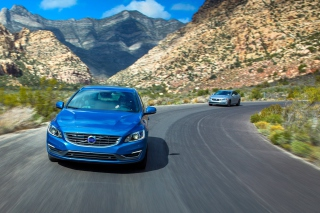 Free 2015 Volvo V60 T5 Drive E Picture for Android, iPhone and iPad