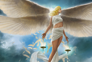 Angel Wallpaper for Android, iPhone and iPad