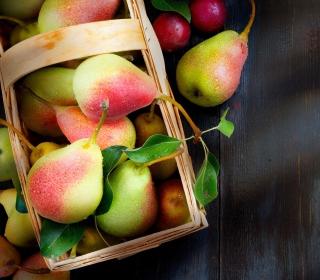 Sweet Pears - Obrázkek zdarma pro 128x128