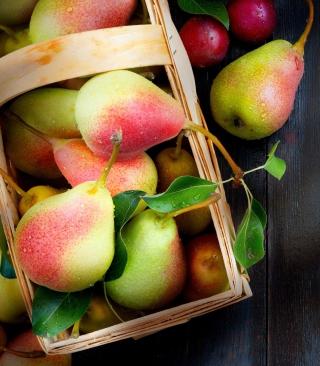 Sweet Pears - Obrázkek zdarma pro 640x960