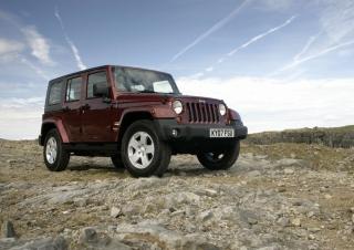 Jeep Wrangler Unlimited - Obrázkek zdarma pro Desktop 1920x1080 Full HD