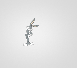 Looney Tunes, Bugs Bunny - Obrázkek zdarma pro iPad Air
