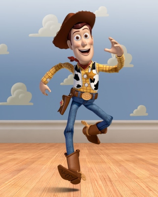 Toy Story 3 - Obrázkek zdarma pro 128x160