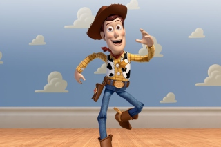 Toy Story 3 - Obrázkek zdarma pro 1366x768