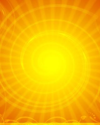 Vector Sun Rays - Obrázkek zdarma pro Nokia Asha 306