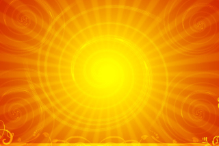 Free Vector Sun Rays Picture for Android, iPhone and iPad
