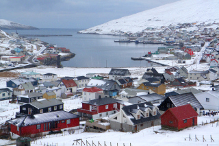 Faroe Island Photo Background for Android, iPhone and iPad