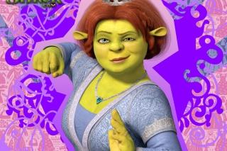 Fiona - Shrek - Obrázkek zdarma pro 1366x768