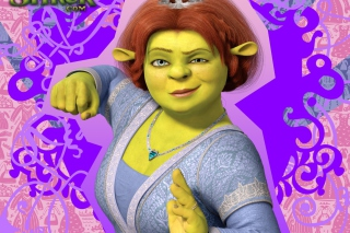 Fiona - Shrek - Obrázkek zdarma pro Sony Xperia Z2 Tablet
