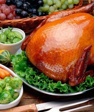 Chicken Meal - Obrázkek zdarma pro 240x400