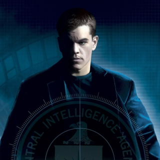 Matt Damon In Bourne Movies - Obrázkek zdarma pro iPad Air