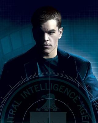 Matt Damon In Bourne Movies - Obrázkek zdarma pro iPhone 5S