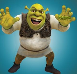 Shrek - Obrázkek zdarma pro iPad mini 2