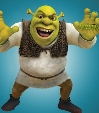 Shrek - Obrázkek zdarma pro Nokia 5800 XpressMusic