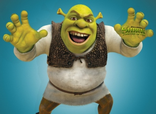 Shrek - Obrázkek zdarma pro Sony Xperia Z2 Tablet