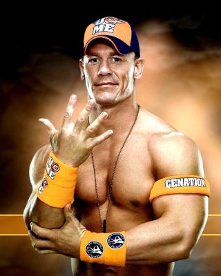 John Cena - Obrázkek zdarma pro 360x400