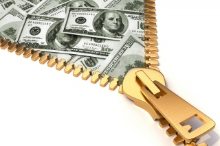 Money - Obrázkek zdarma pro 1400x1050