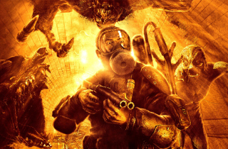 Metro 2033 Wallpaper for Android, iPhone and iPad
