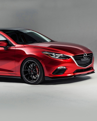 Mazda Vector 3 Concept - Obrázkek zdarma pro 480x800