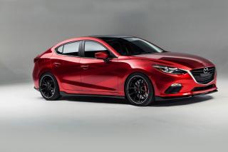 Mazda Vector 3 Concept - Obrázkek zdarma pro 1024x768
