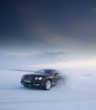 Bentley Continental GT - Obrázkek zdarma pro 128x160