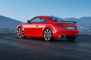 Audi TT RS Coupe Wallpaper for Android, iPhone and iPad