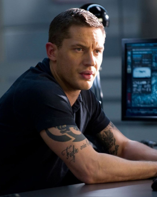 Tom Hardy, This Means War - Obrázkek zdarma pro iPhone 6 Plus