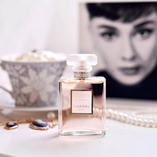 Chanel Coco Mademoiselle Perfume - Obrázkek zdarma pro iPad 2