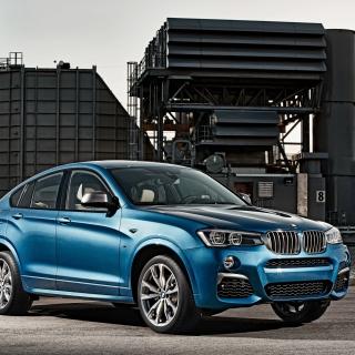 BMW X4 M40i - Obrázkek zdarma pro 128x128
