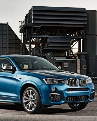 BMW X4 M40i - Obrázkek zdarma pro iPhone 5C